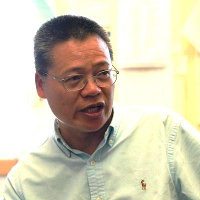 headshot of Dr. Laijun Lai