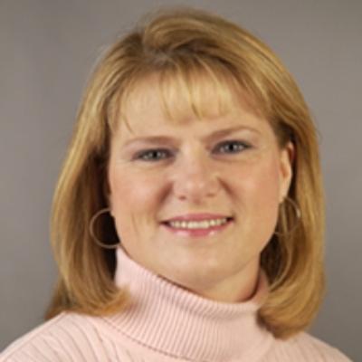 headshot of Dr. Susan Gregoire
