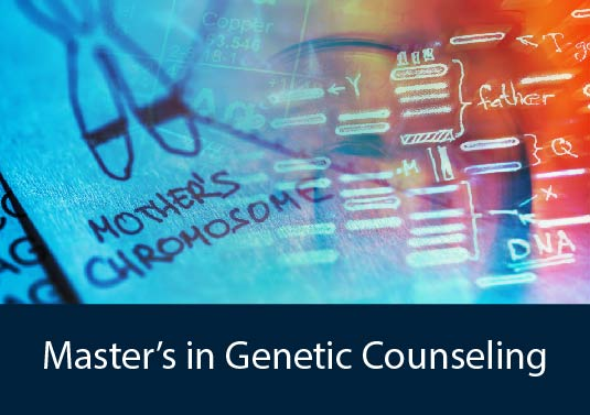 Master's in Genetic Counseling