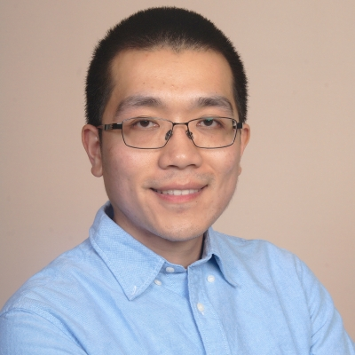 headshot of Dr. Ran Xu