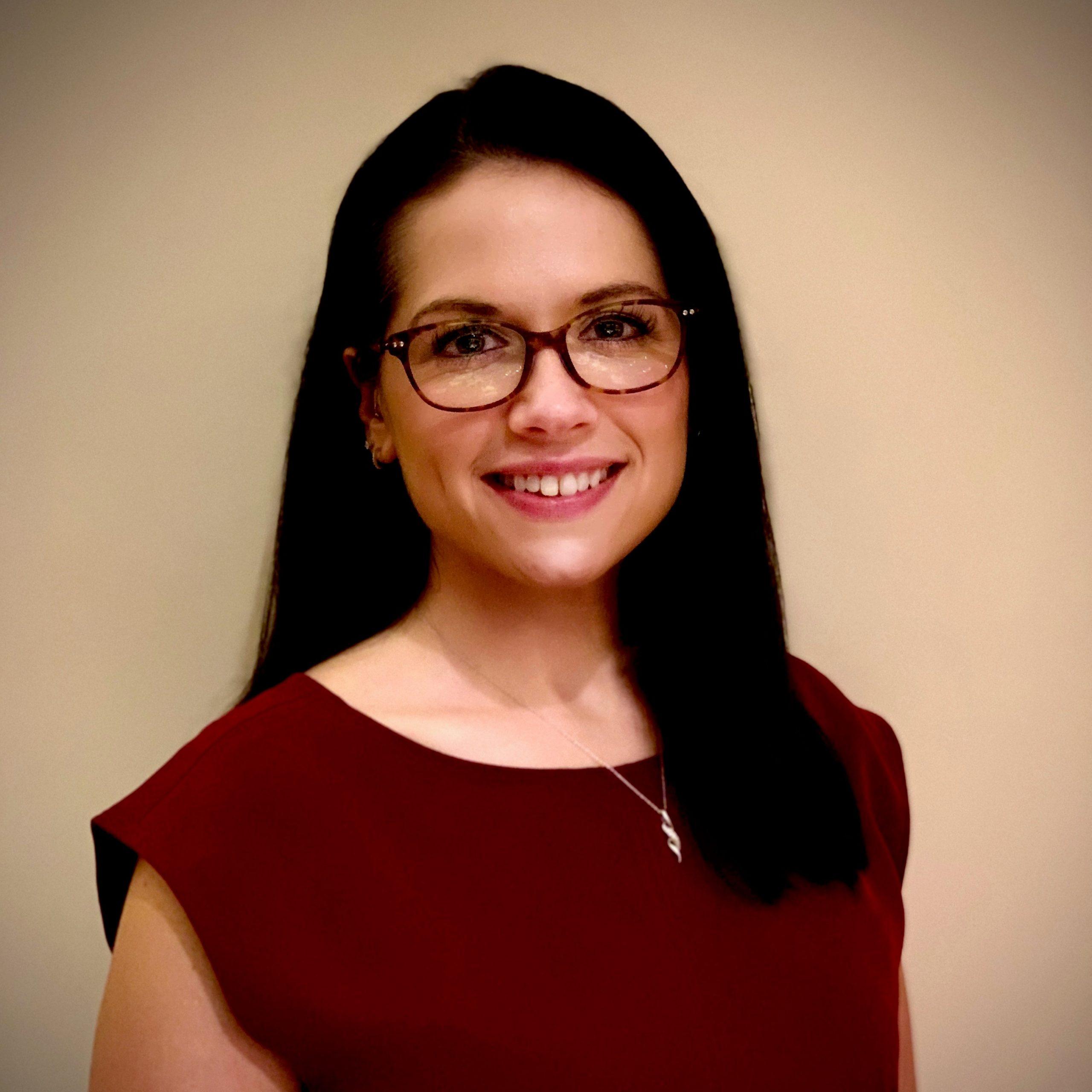 headshot of Dr. Jessica Beaudet
